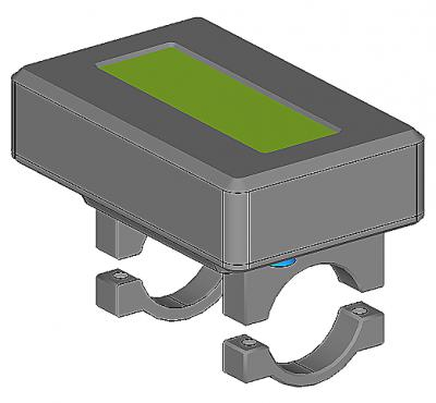 Описание и инструкция к дисплею Batt Meter